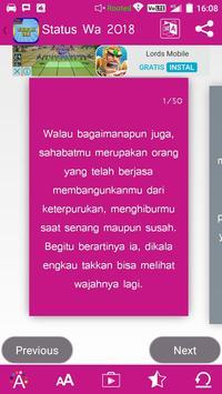Kata Kata Bijak Untuk WA screenshot 4