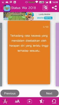Kata Kata Bijak Untuk WA screenshot 8