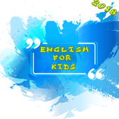 English For Kids |Version Color Learn icon