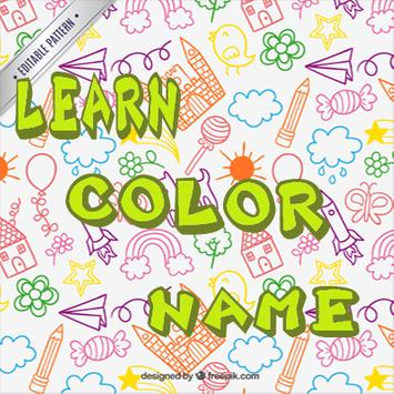 English For Kids |Version Color Learn poster