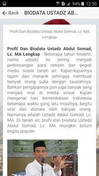 Tausiyah Lengkap Ustadz Abdul Somad poster
