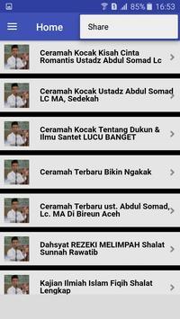Kajian Lengkap Ustadz Abdul Somad Mp3 screenshot 3
