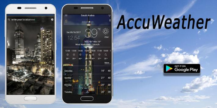 AccuWeather APK Download Free Weather APP For Android APKPurecom - Free accuweather