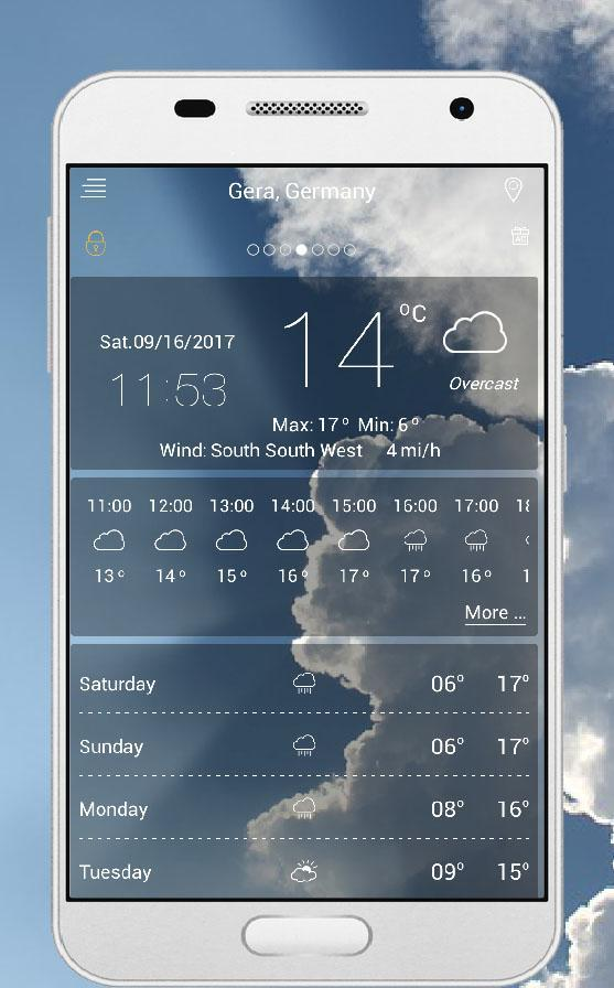 AccuWeather for Android - APK Download