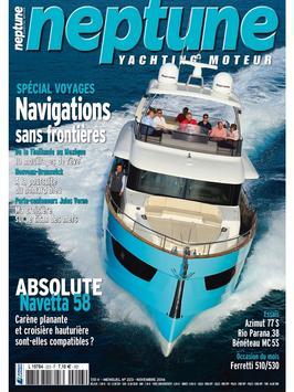 Neptune Yachting Moteur apk screenshot