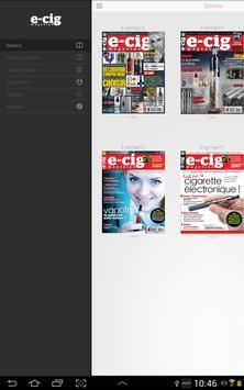 E-Cig Magazine poster