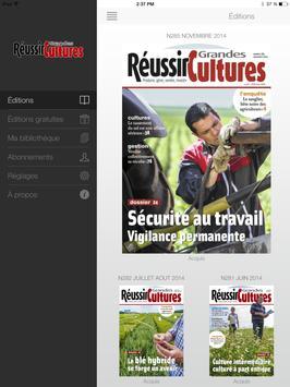 Réussir Grandes Cultures apk screenshot