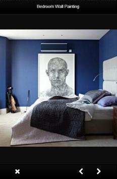 Bedroom Wall Painting Ideas poster