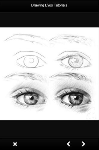 Desenho Olhos Tutoriais Para Android Apk Baixar