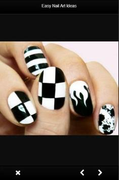 Easy Nail Art Ideas poster