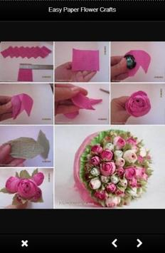 Easy paper flower crafts apk download free education app for easy paper flower crafts apk screenshot mightylinksfo Images