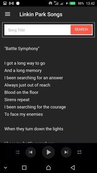 Best Of Linkin Park Songs screenshot 3