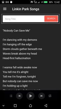 Best Of Linkin Park Songs screenshot 1