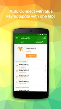 Mobo WiFi - Mobile Hotspot apk screenshot