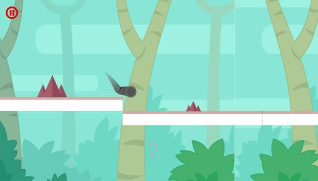 Jungle Bounce apk screenshot