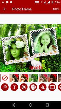 Forest Dual Photo Frames screenshot 3