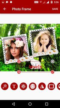 Forest Dual Photo Frames screenshot 2