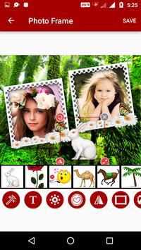 Forest Dual Photo Frames screenshot 6