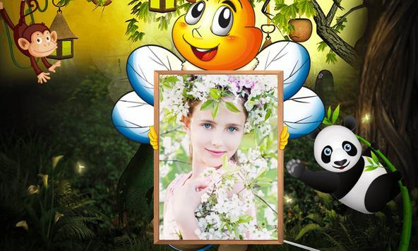 Jungle (Forest) Photo Frames HD screenshot 4