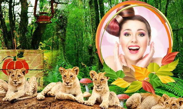 Jungle (Forest) Photo Frames HD screenshot 12