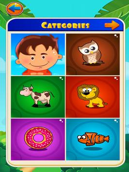 The Baby App - Baby learning words screenshot 7