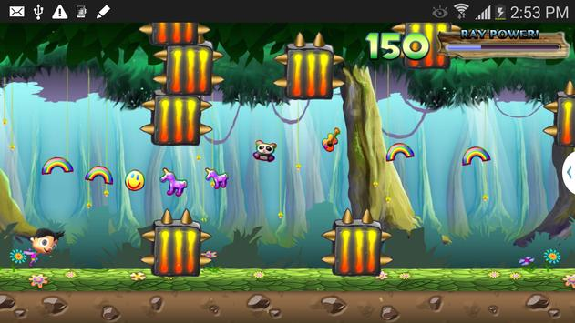 Forest Quest - Help Ray to Run screenshot 3