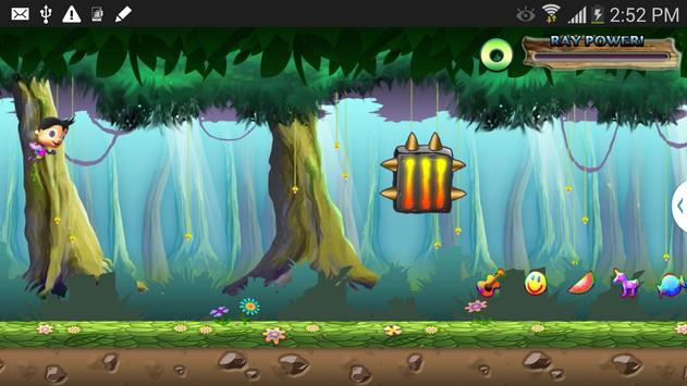Forest Quest - Help Ray to Run screenshot 2