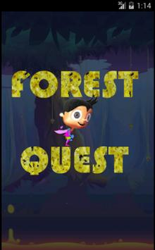 Forest Quest - Help Ray to Run screenshot 4