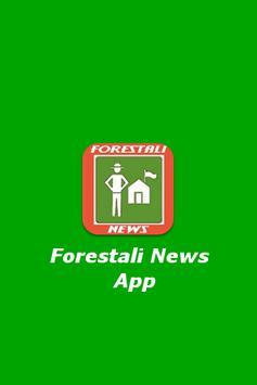 Forestali News poster