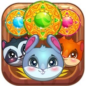 Forest Rescue: Animals Match 3 icon