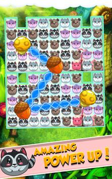 Forest Rescue: Animals Match 3 screenshot 18