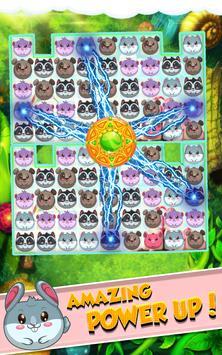 Forest Rescue: Animals Match 3 screenshot 2