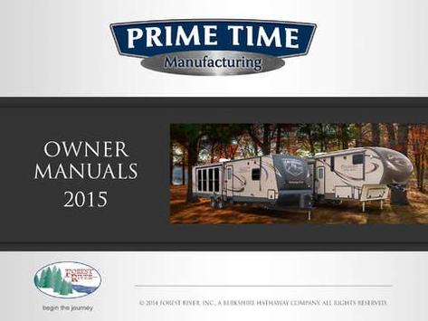 Prime Time Manufacturing Kit poster
