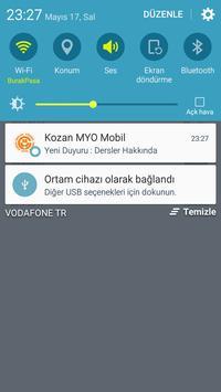 Kozan MYO Mobil screenshot 4