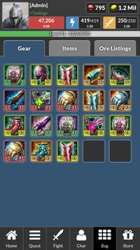 Knights of Valhalla MMORPG apk screenshot