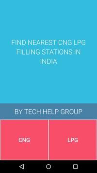 CNG LPG Filling Stations screenshot 1