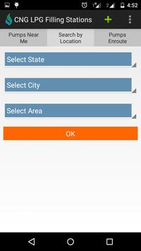 CNG LPG Filling Stations screenshot 3