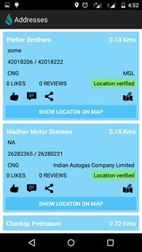 CNG LPG Filling Stations screenshot 4