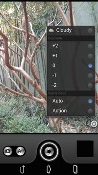 Camera HD for Android apk screenshot