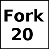 Fork20 icon
