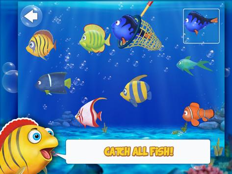 Fishing for kids and babies apk screenshot