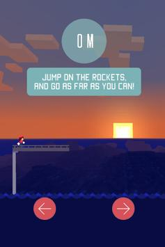 Bros Rocket World poster