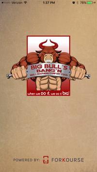 Big Bull's Bang'n BBQ & Southern Comfort Food poster