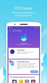 ForLazier Clean - Phone Boost, Clean, CPU cooler screenshot 2