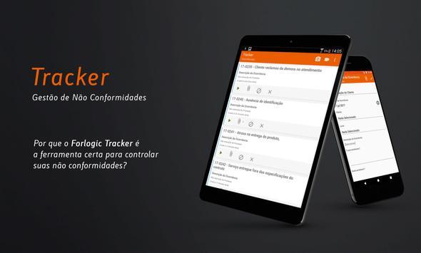 Qualiex Tracker poster