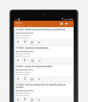 Qualiex: Forlogic Tracker screenshot 9