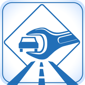 Roads Knights-volunteer for free roadside rescue icon