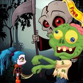 Go ninja go: fairies jungle icon