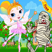 The fairies club and the mummy icon