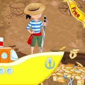 straw hat pirate: devil fruit icon